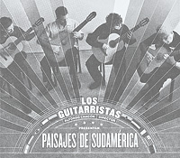los guitarristas album packaging